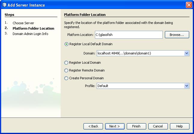 glassfish application server tutorial