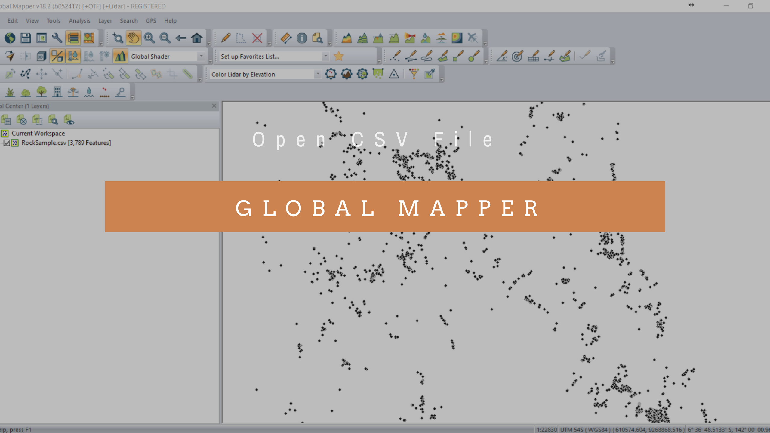 global mapper tutorial ppt