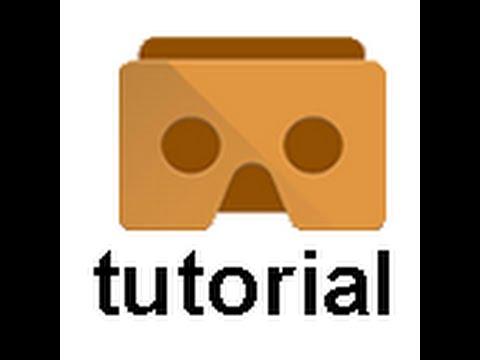 google cardboard unity tutorial