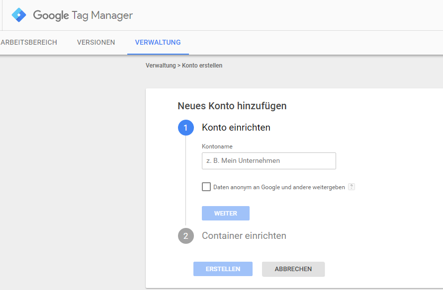 google tag manager tutorial 2018