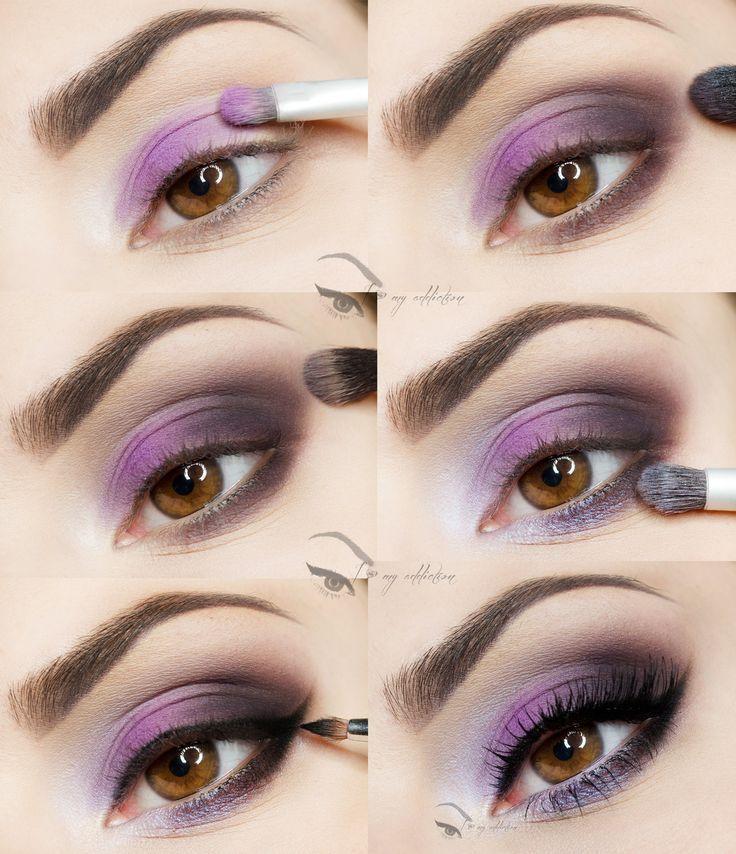 gorgeous eye makeup tutorial