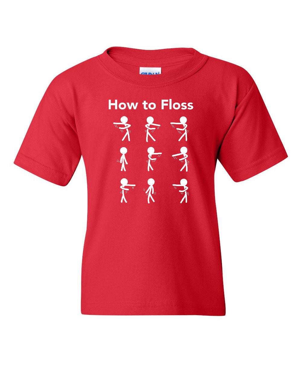 how to floss dance tutorial