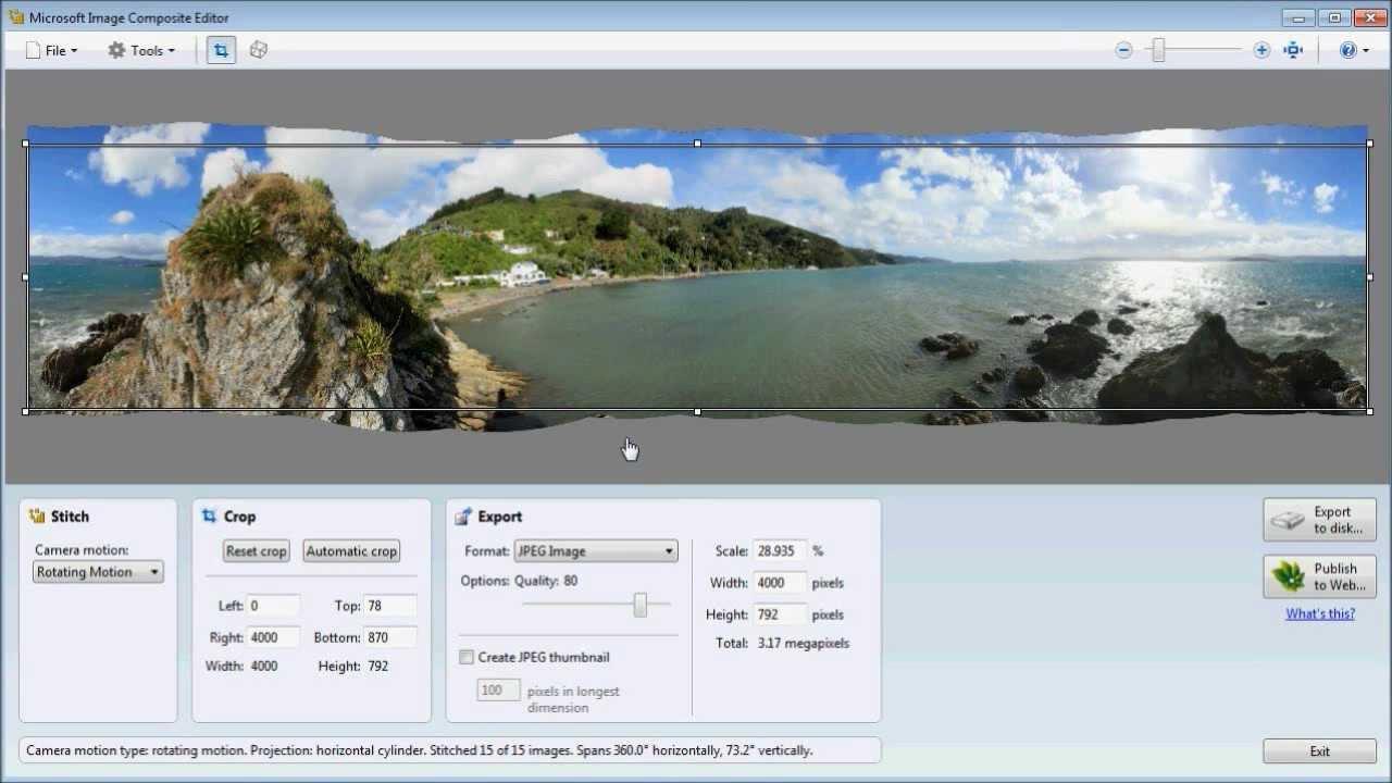 image composite editor tutorial