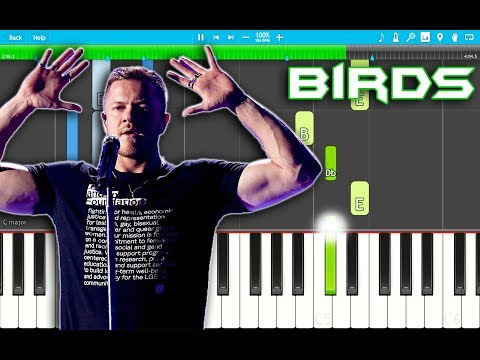imagine piano tutorial easy