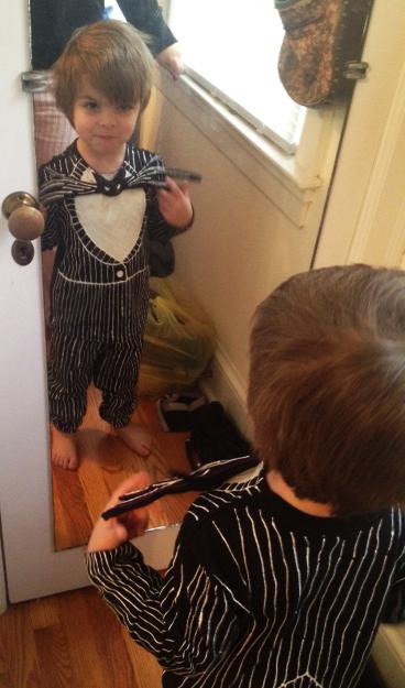 jack skellington costume tutorial