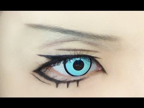 japanese cosplay makeup tutorial