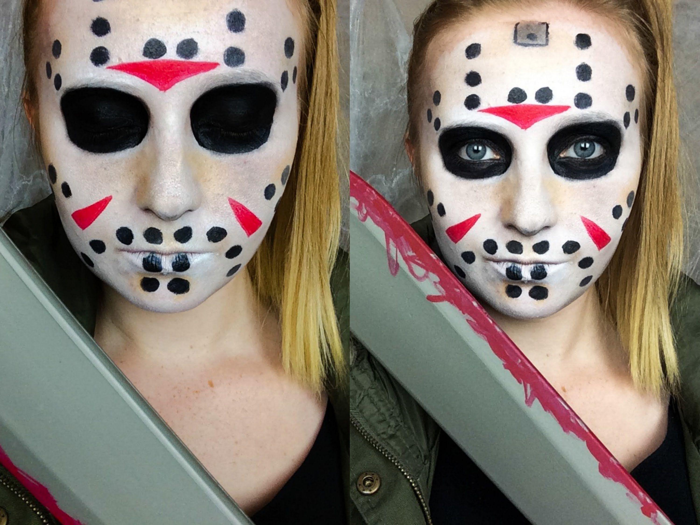 jason voorhees costume tutorial