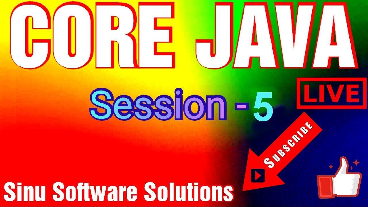 java step by step tutorial