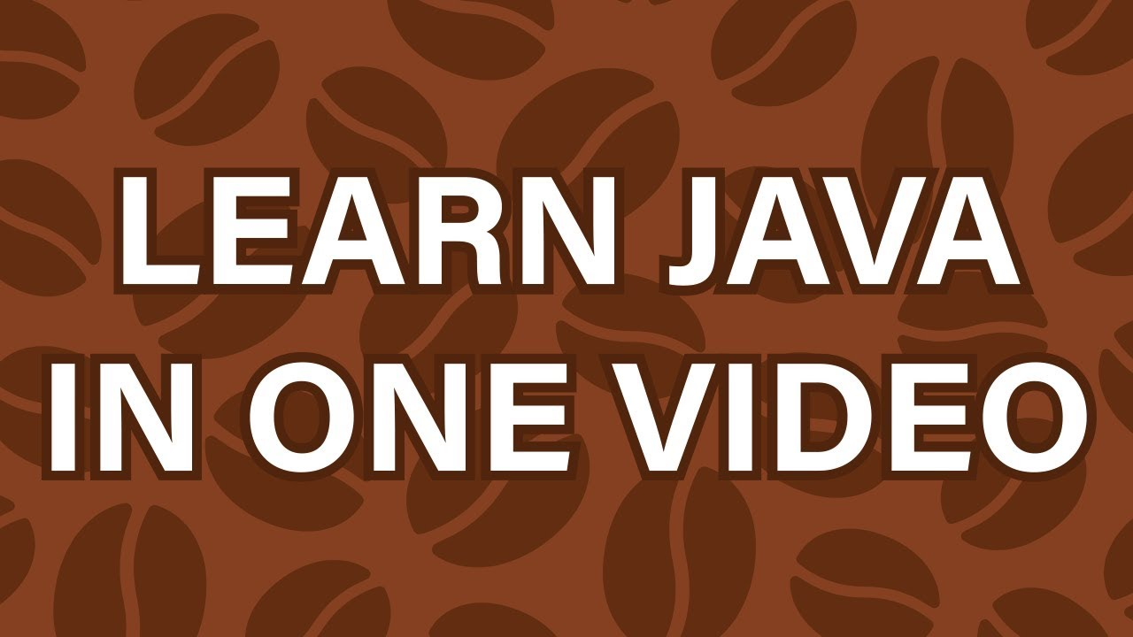 java video tutorial by derek banas