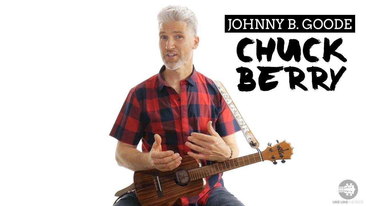 johnny b goode ukulele tutorial