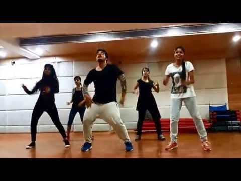 kala chashma dance tutorial