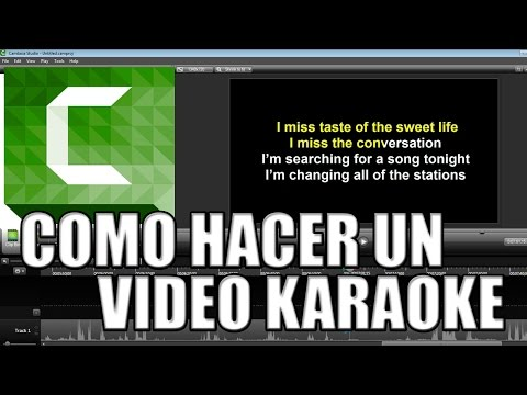 karaoke builder studio tutorial
