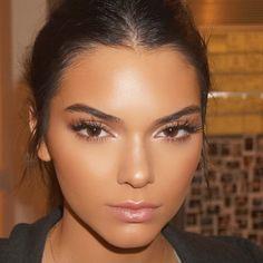 kris kardashian makeup tutorial