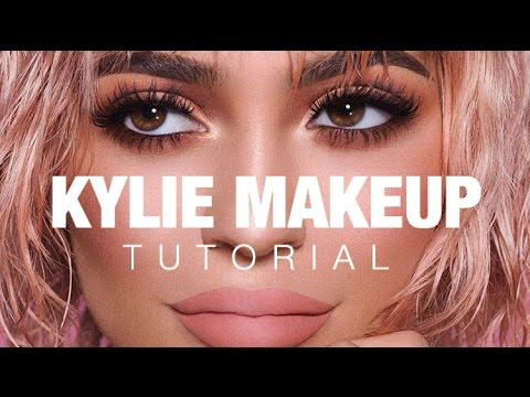 kylie jenner eye makeup tutorial