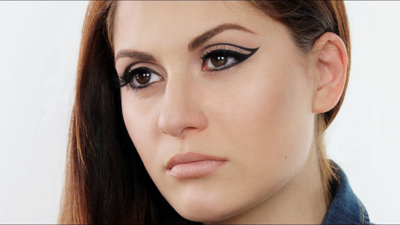 lana del rey makeup tutorial