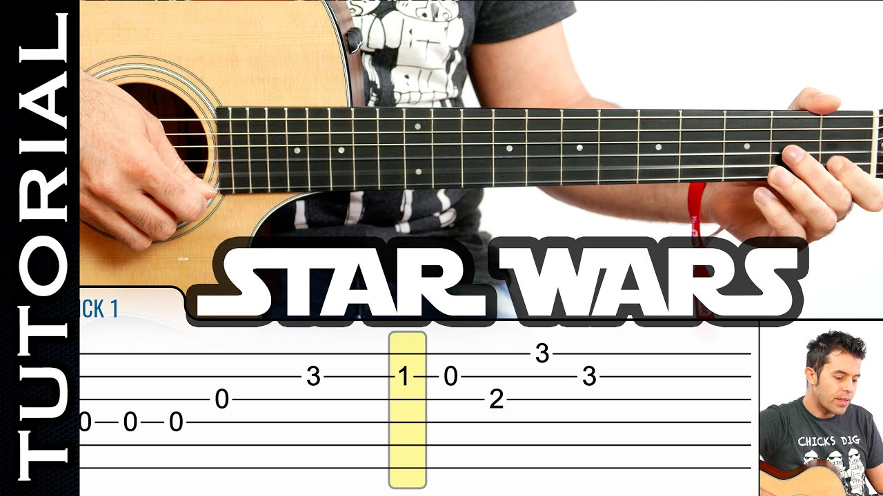 like a star guitar tutorial