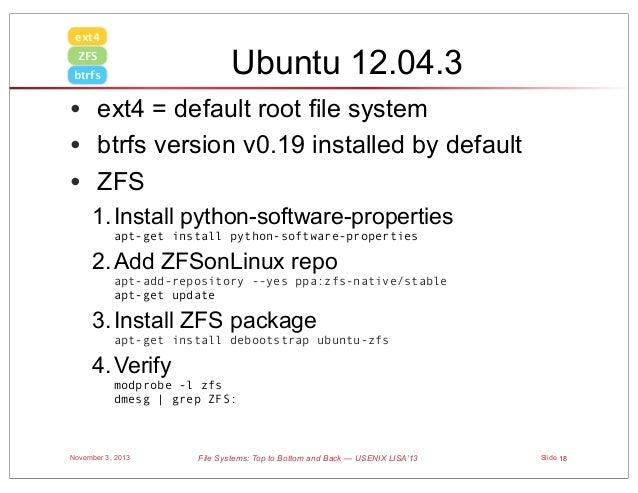 lustre file system tutorial