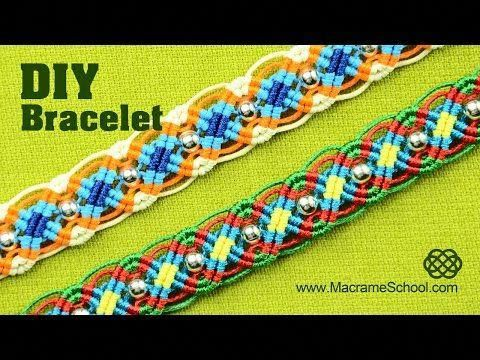 macrame barefoot sandals tutorial