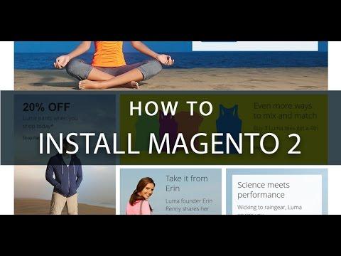 magento 2.0 tutorial