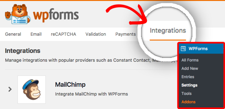 mailchimp wordpress integration tutorial