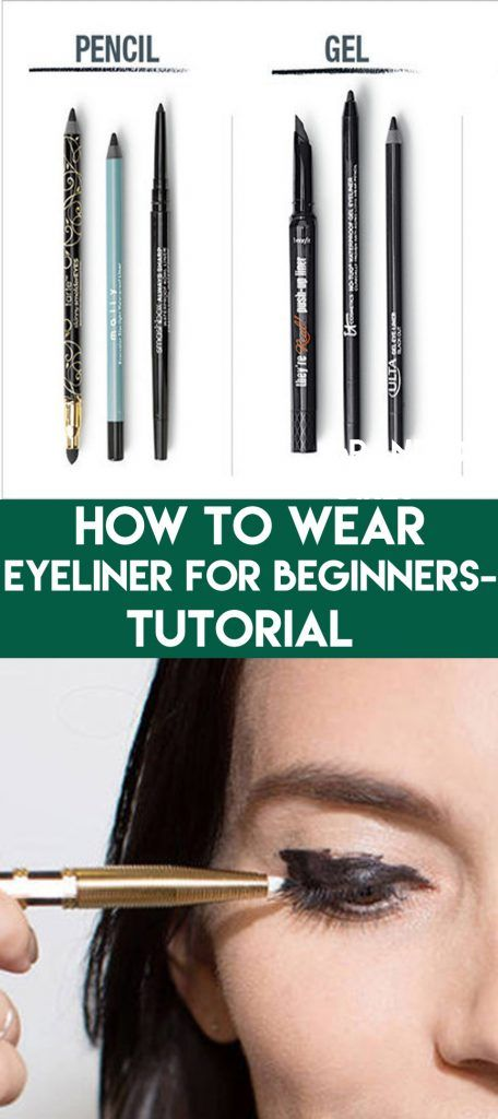 makeup tutorial eyeliner for beginners