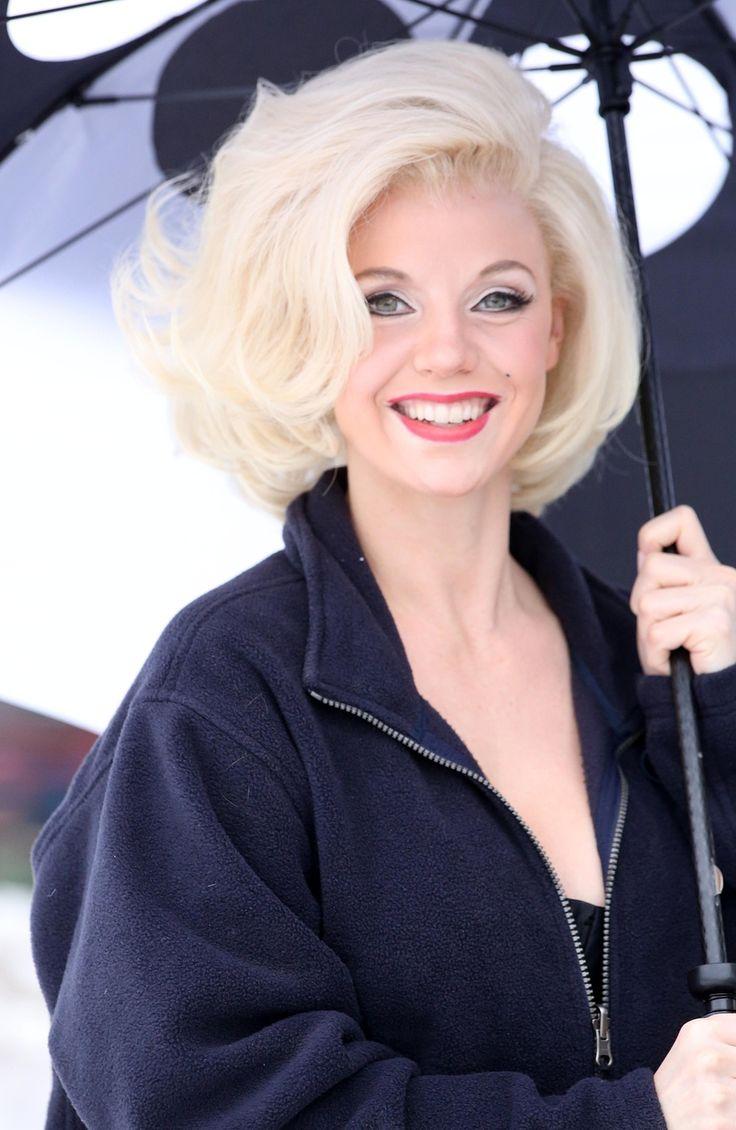 marilyn monroe hair tutorial for short hair