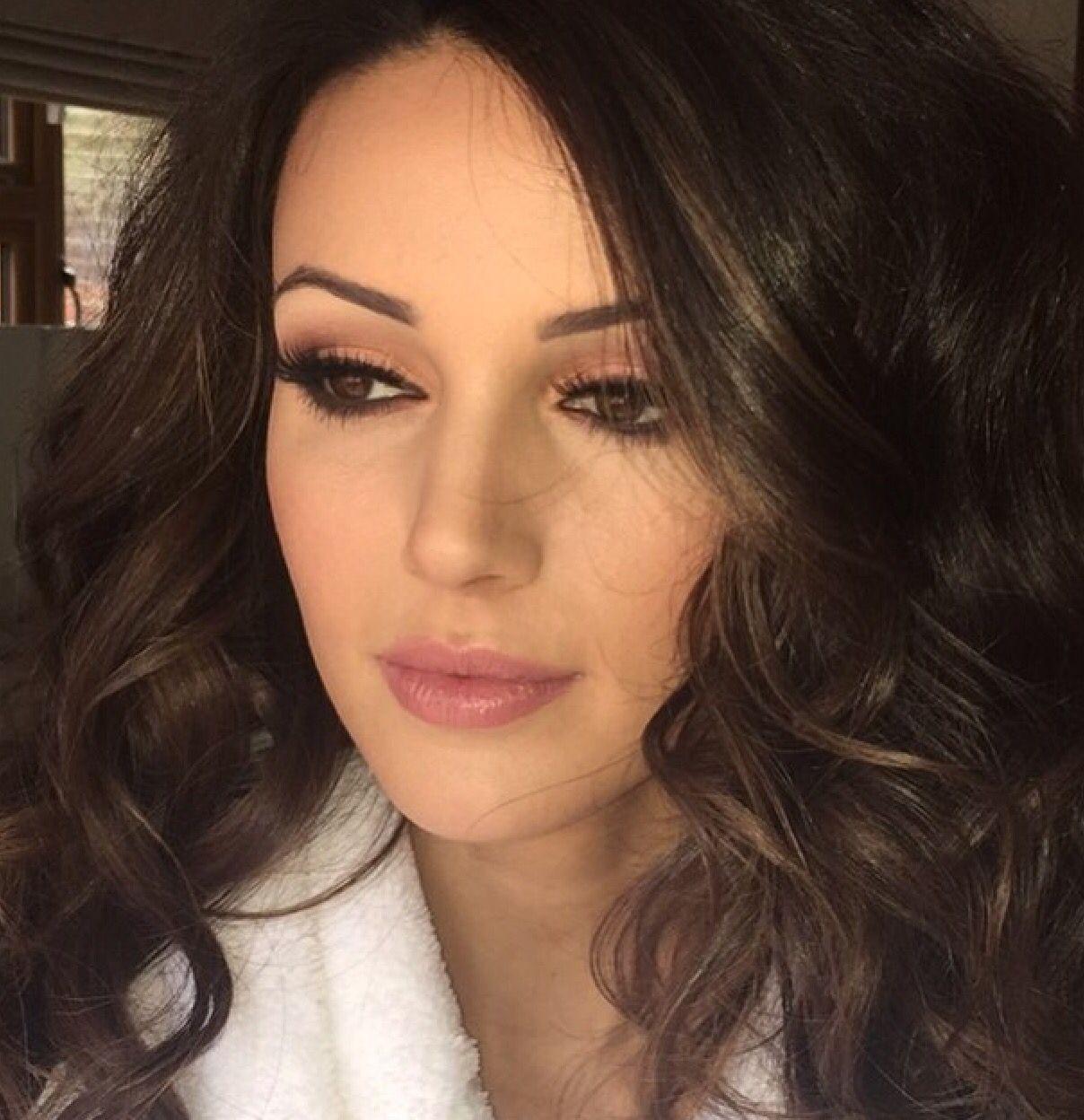 michelle keegan makeup tutorial