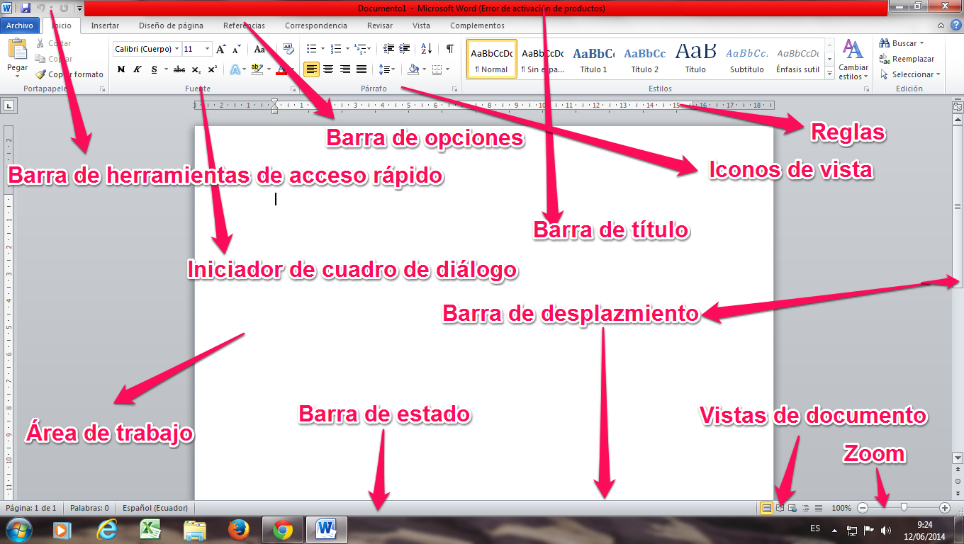 microsoft office word tutorial