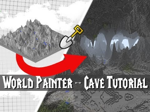 minecraft world painter tutorial
