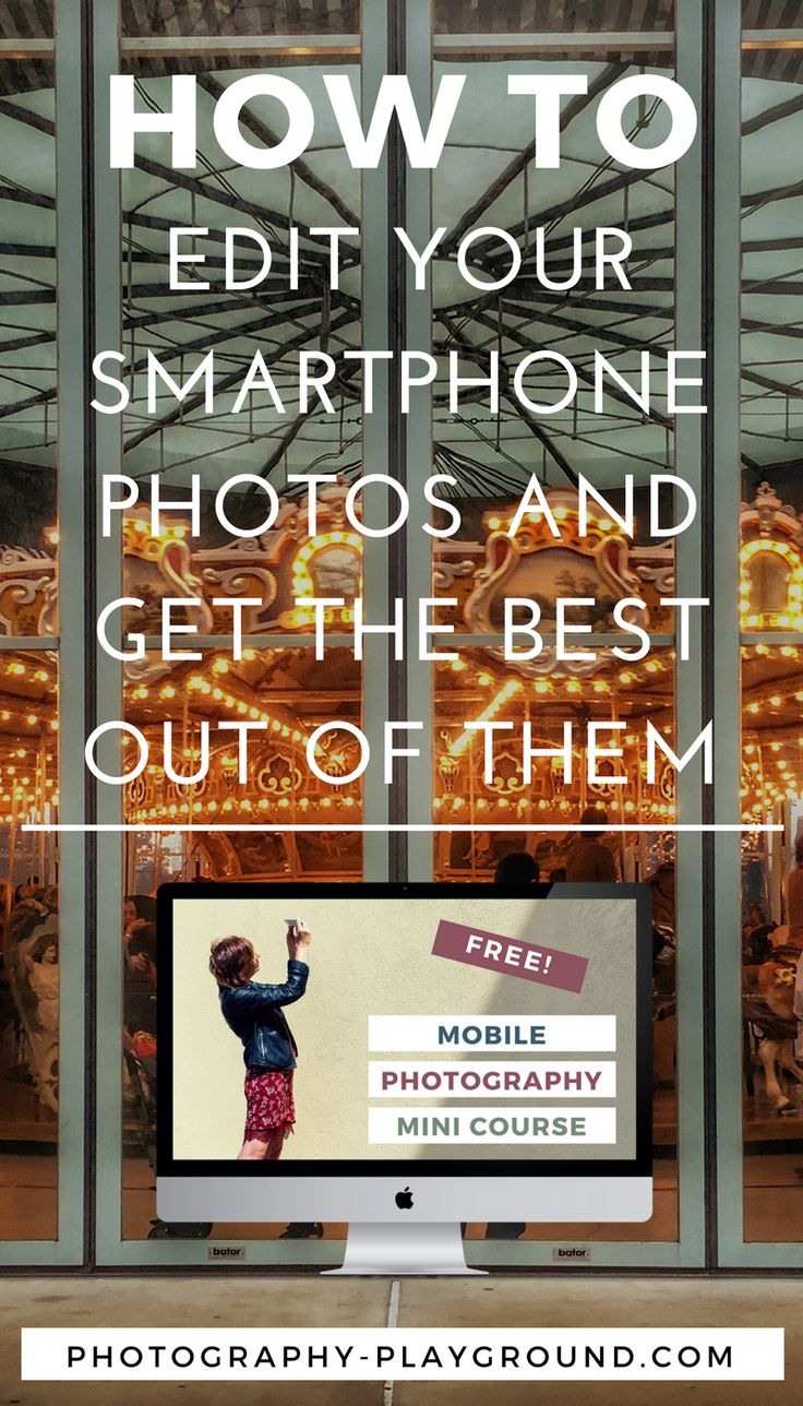 mobile photography tutorial pdf