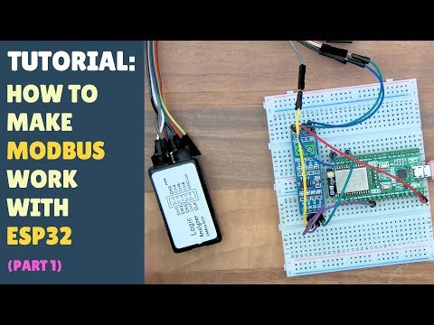 modbus rtu rs485 tutorial
