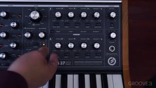 moog sub 37 tutorial