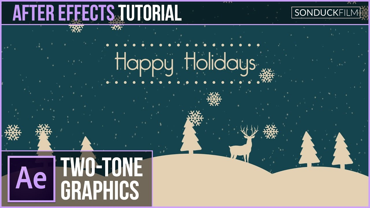 motion design tutorial after effects