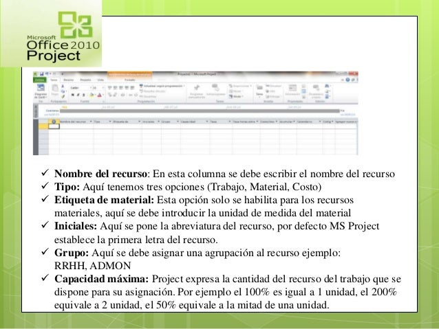 ms project software tutorial