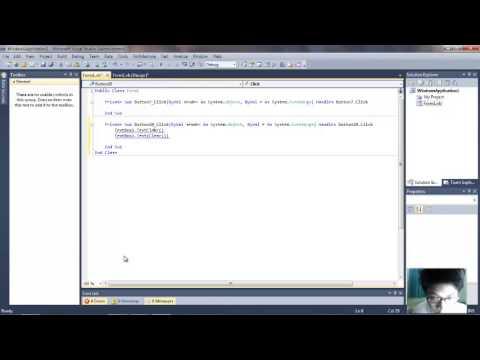 ms visual basic tutorial
