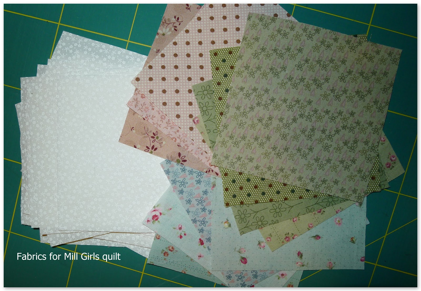my first quilt tutorial