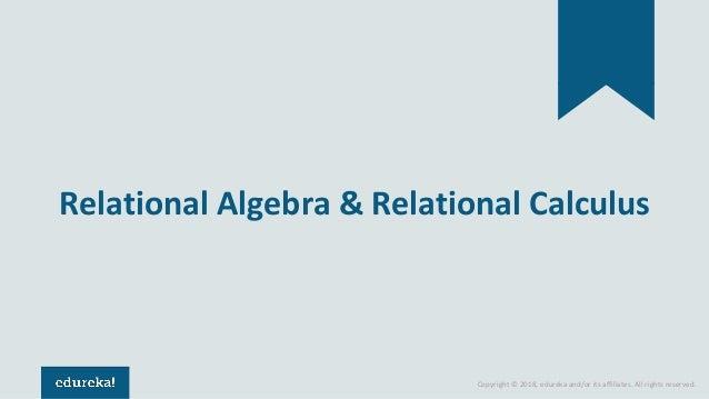 mysql relational database tutorial