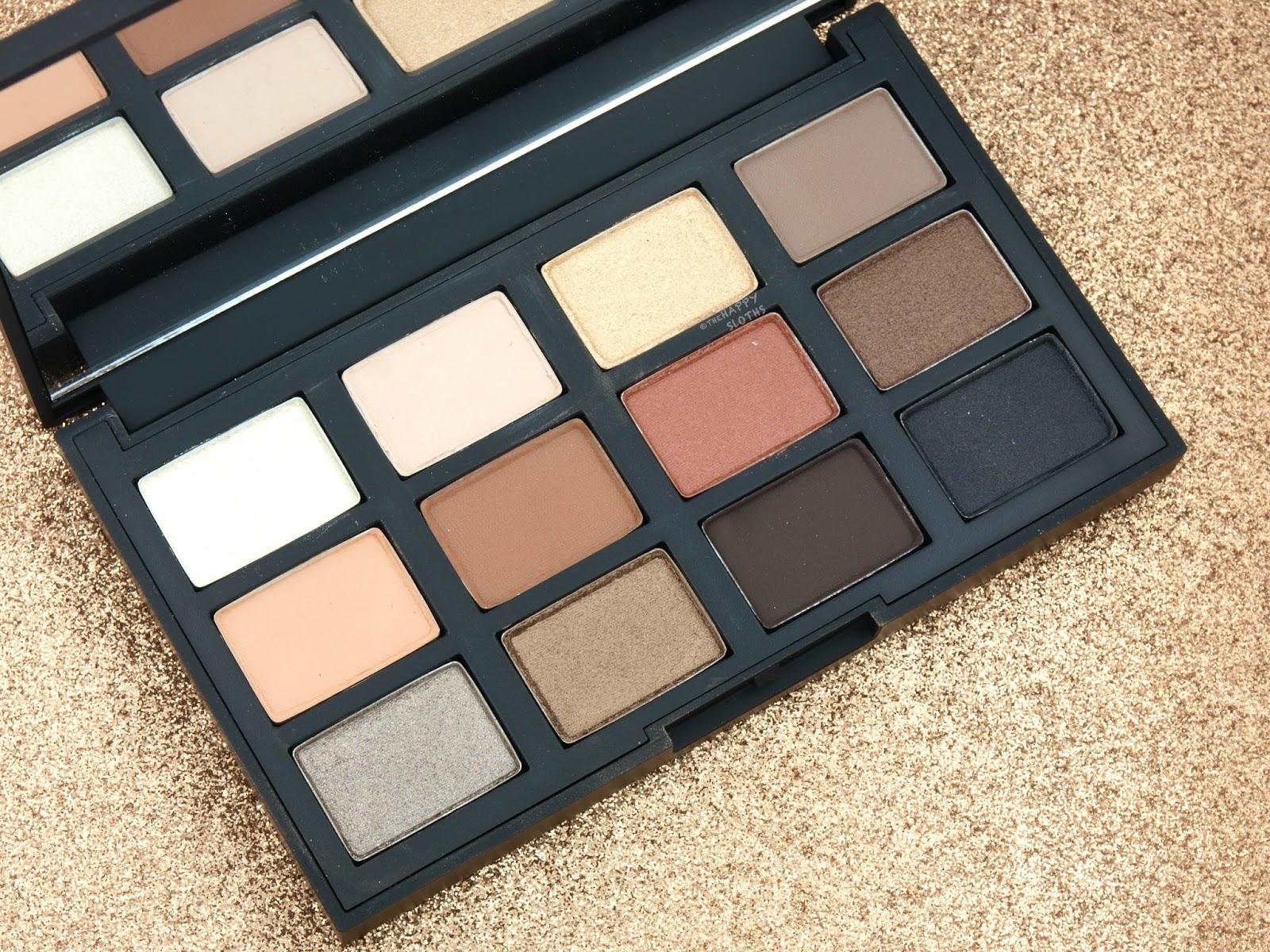 narsissist loaded eyeshadow palette tutorial