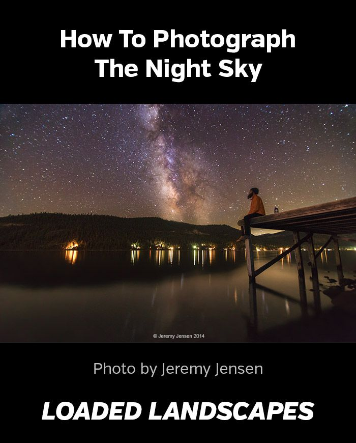 night sky photography tutorial