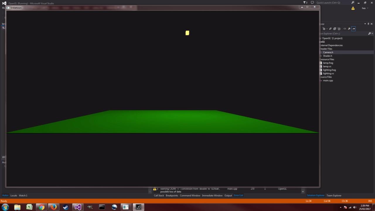 opengl es tutorial c++