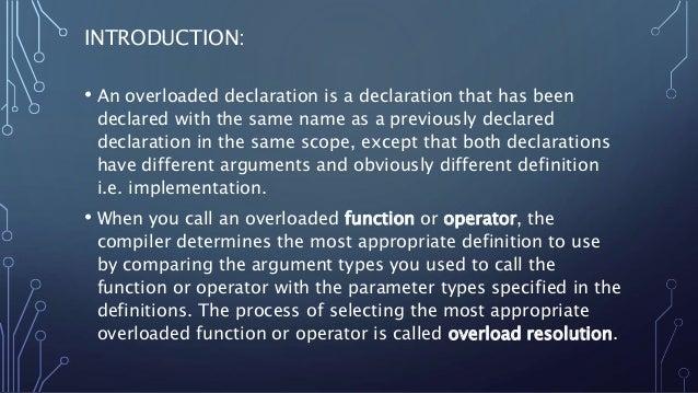 operator overloading in c++ tutorial