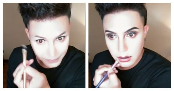 paolo ballesteros makeup tutorial