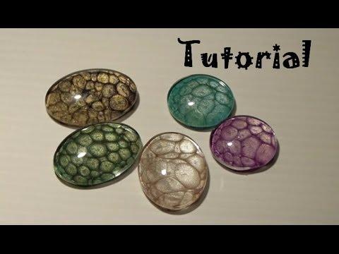pebeo prisme fantasy tutorial