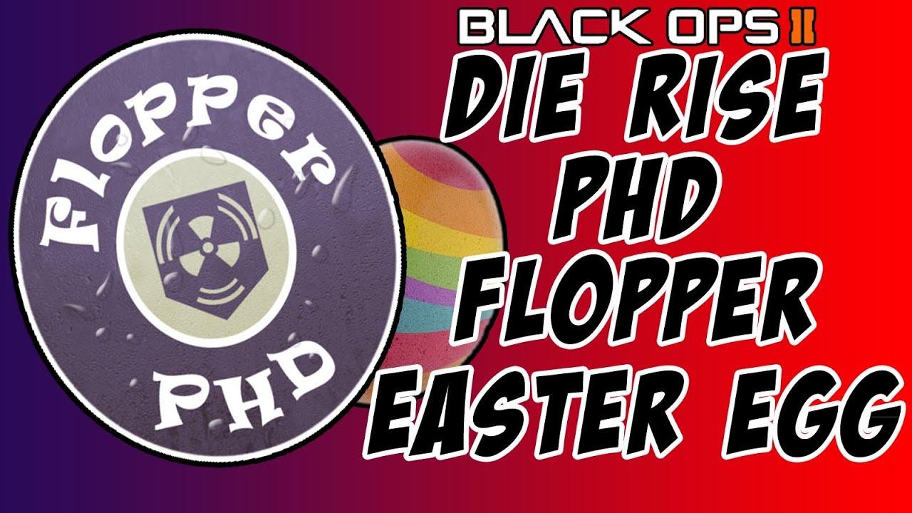 phd flopper die rise tutorial