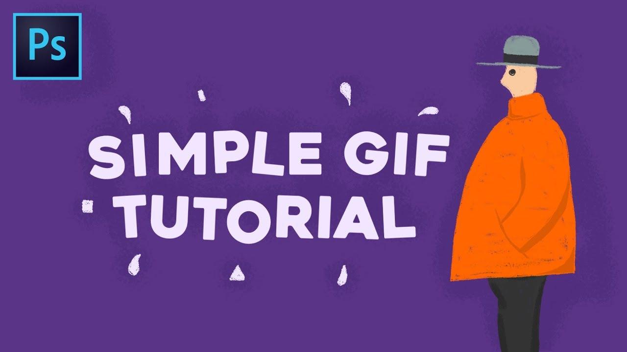 photoshop gif animation tutorial