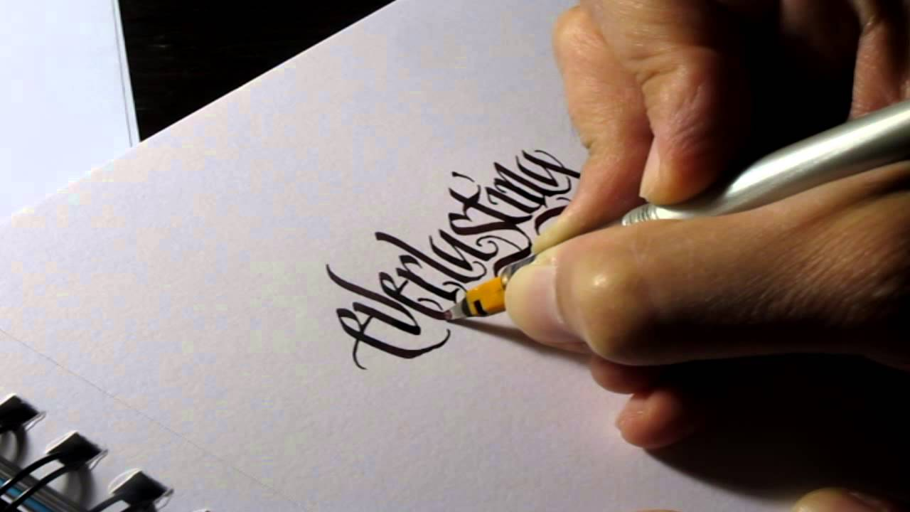pilot parallel pen tutorial