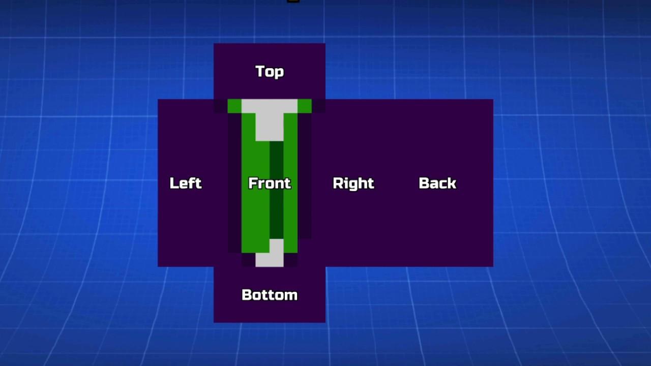 pixel gun 3d skins tutorial