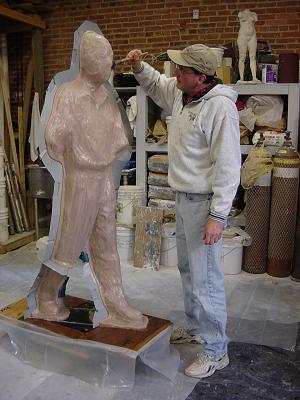 plaster mold making tutorial