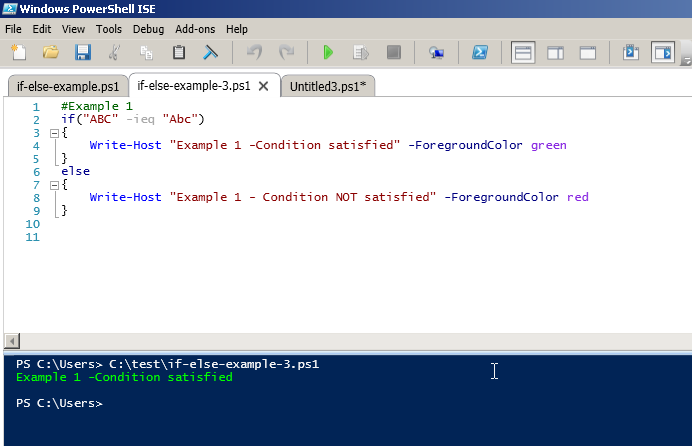 powershell scripting tutorial videos