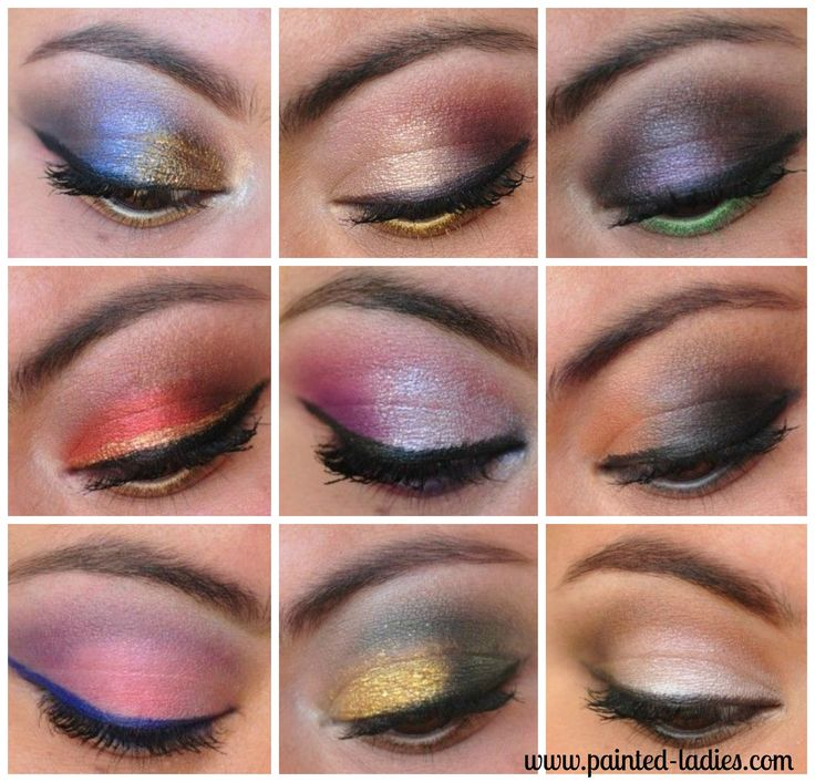 pretty pink eyeshadow tutorial
